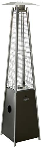LEGACY HEATING CAPH-GT-Smocha Patio Heater, Mocha