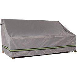 Duck Covers Soteria Rainproof 104″ Wide Patio Sofa Cover
