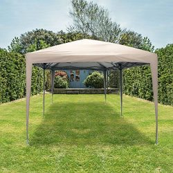Quictent Privacy 10×20 EZ Pop Up Canopy Tent Party Tent Outdoor Event Gazebo Waterproof wit ...