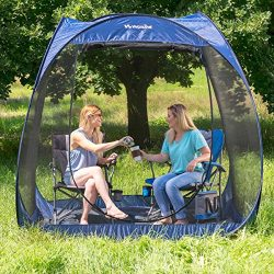 Fuss Free Set Up Anywhere Roomy TOUGH UV-Treated Polyester Fabric And Netting Viva Active 7.5 ...