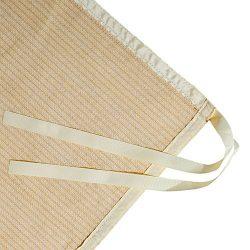 Shatex Shade Panel Block 90% of UV Rays with Ready-tie up Ribbon for Pergola Gazebo Porch 10&#82 ...