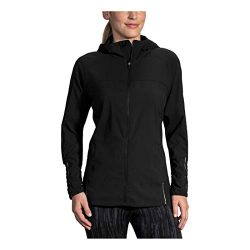 Brooks Canopy Jacket Black MD (Women's 8-10)