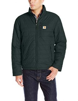Carhartt Men's Gilliam Jacket (Regular and Big & Tall Sizes), Canopy Green, X-Large