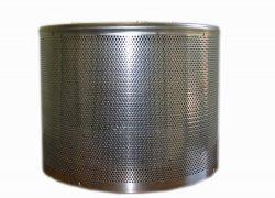 Hiland THP-BS 10 3/4″ 3HOLE Main Burner Emitter Screen, 10-3/4, Grey