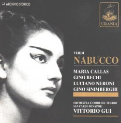 Verdi: Nabucco (Naples 1949) (Urania)