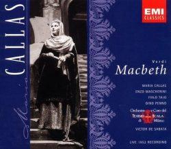 Verdi: Macbeth (complete opera live 1952) with Maria Callas, Enzo Mascherini, Victor de Sabata,  ...