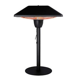 Star Patio Electric Patio Heater, Infrared Heaters, Tabletop Heater, Electric Outdoor Heaters, P ...