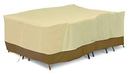Classic Accessories Veranda 140″ x 86″ Sectional Sofa/General Purpose Full Coverage  ...