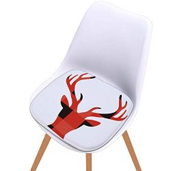 Clearance Sale!DEESEE(TM)Christmas Memory Chair Seat Pad Soft Cushion Dining Patio Home Office D ...