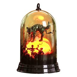 Bxzhiri Halloween Lanterns Decoration Happy Halloween Small Lampshade Pumpkin Decoration Home Fu ...