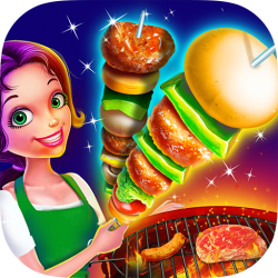 BBQ Grill Maker – Crazy Backyard Barbecue Party!
