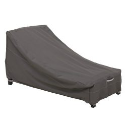 Classic Accessories Ravenna Patio Chaise Lounge Cover, Large