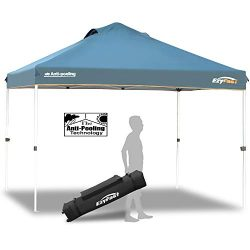 EzyFast Antipool Canopy for Rain or Sunshine, Portable 12 x 12 Large Size Pop Up Canopy, Patente ...