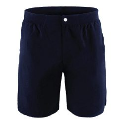 Fila Men's Fundamental Pergola Shorts, Navy, L