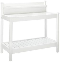 Dura-Trel 11203 Greenfield Potting Bench, White