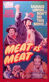 The Mad Butcher [VHS]