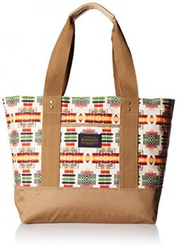 Pendleton Women's Canopy Canvas Tote, Chief Joseph, One Size