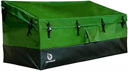 YardStash Outdoor Storage Deck Box XL: Easy Assembly, Portable, Versatile (150 Gallon, 20 Cubic  ...