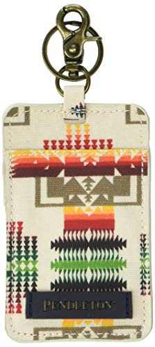 Pendleton Men's Canopy Canvas Luggage Tag, Chief Joseph, ONE SIZE