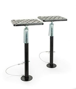 EAZ LIFT Provide Your RV Patio Additional Support-Compatible with Toy Haulers and Flat Bottom Sl ...