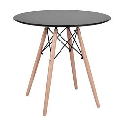 Oksale Kitchen Dining Table End Tables Living Room Round Coffee Table Modern Tea Table Office Co ...