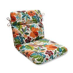 Pillow Perfect Lensing Jungle Seat Cushion Set