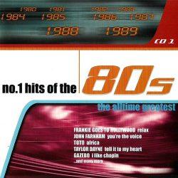 N o. 1 Hits of the 8 0s (I)