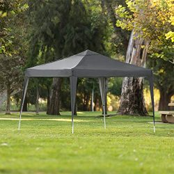 Best Choice Products Outdoor Portable Adjustable Instant Pop Up Gazebo Canopy Tent w/Carrying Ba ...